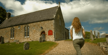 Still from Viral History St Cuthbert's Way Episode 1