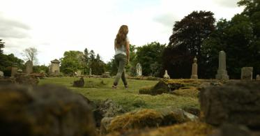 Still from Viral History St Cuthbert's Way: The Supercut Episode