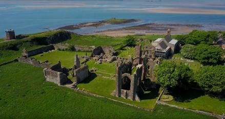 Holy Island/Lindisfarne