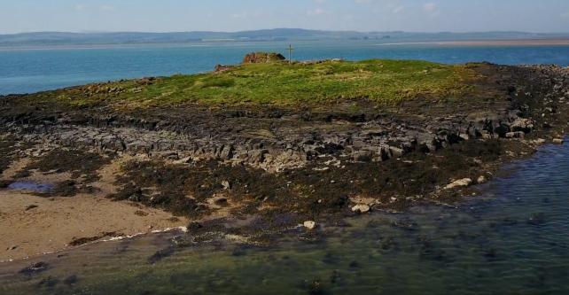 St Cuthbert's Isle