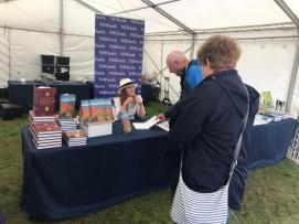 Book Signing, BBC Countryfile Live, Castle Howard