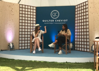 BBC Countryfile Live appearance with Ionica Adriana, Castle Howard